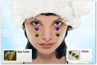 how to change your eye color spiritually